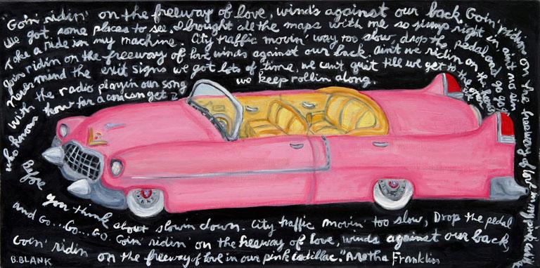Pink Cadillac Songs